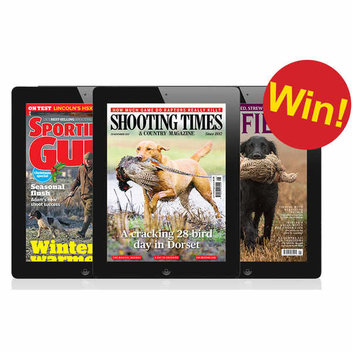 Win an iPad with Shooting UK