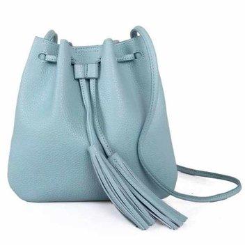Win a Red Cuckoo Mint Tassel Bag