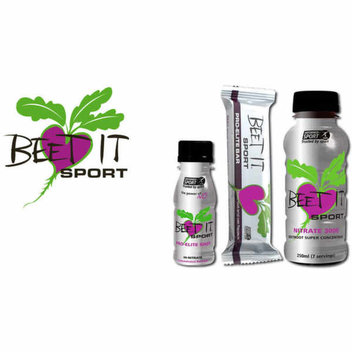 Win 1 of 10 high nitrate BEET IT Sport bundles