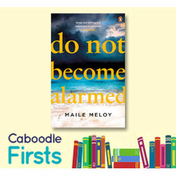 100 copies of Do Not Become Alarmed with Caboodle