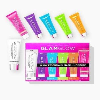 Get free Glow Essentials: Mask & Moisture