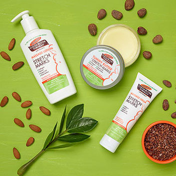 Test Palmer's Cocoa Butter Formula Stretch Marks range for free
