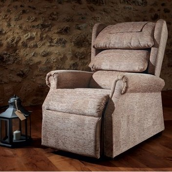 Relax in a free Riser Recliner