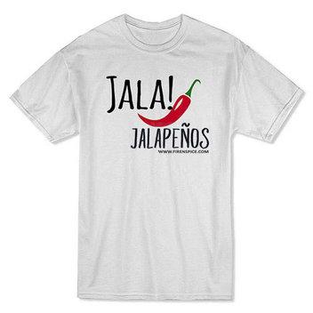 "Free ""Jala! Jalapeños"" T-Shirts"