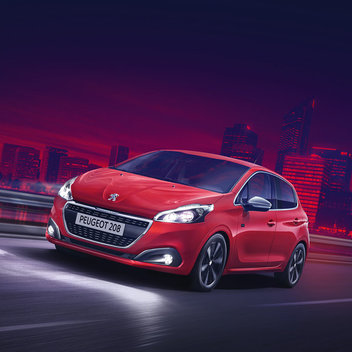 Win £1,000 with Peugeot 208 & Absolute Radio