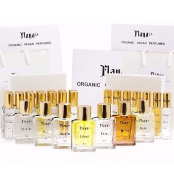 Win a vegan perfume gift set from Flaya
