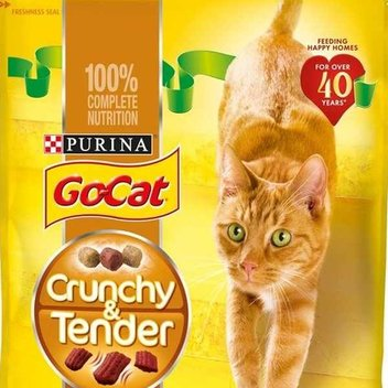 Free Go-Cat® Crunchy & Tender samples