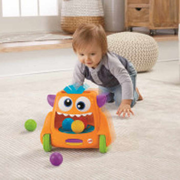 Win 1 of 10 Fisher-Price Monsters Bundles
