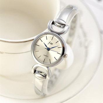 Free Ladies Silver JW Watch