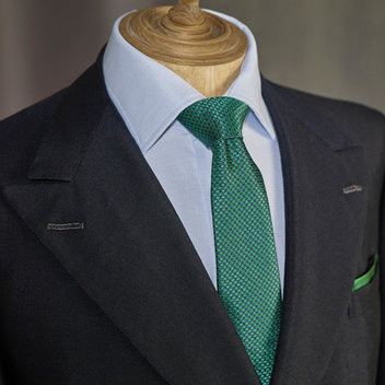 Look sharp with a free Oliver Brown Suit worth £3000
