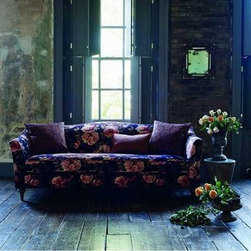 Win a luxurious Parker Knoll sofa worth £1,829, plus four decorative cushions worth £50 each