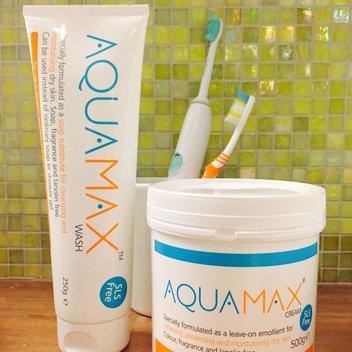 Free Aquamax Wash samples