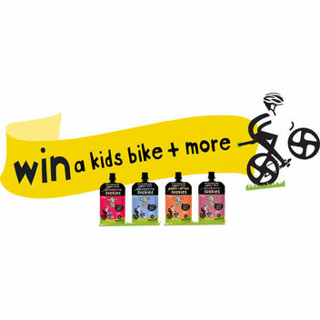 Win a bike and score some freebie with The Collective Dairy and Halfords