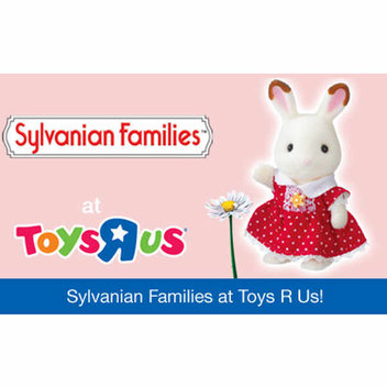 Free Goody Bags from Sylvanian Families and Toys 'R' Us