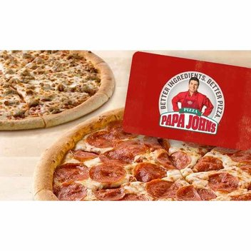 2,000 free Papa John's pizzas