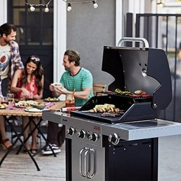 Throw a BBQ with a BBQ prize package