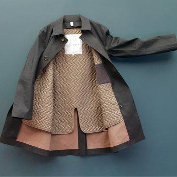 Win a Hancock Vulcanised Articles Custom Made Coat