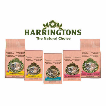 Fre Harringtons Pet Food vouchers