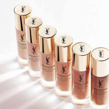 Pick up a free YSL Beauty foundation sample
