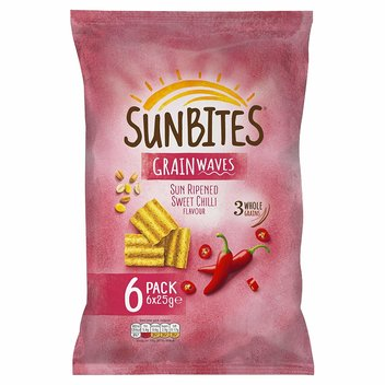 Try Walkers Sunbites snacks for free