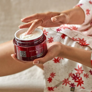 Sample Rituals Body Cream for free