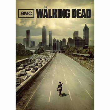 Win a TV and an Xbox plus a box set of The Walking Dead: The Complete Seasons 1-6