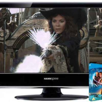 Win a Neverland Bluray set and an LED TV