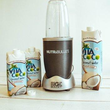 Get a free NutriBullet & Vita Coco 1L