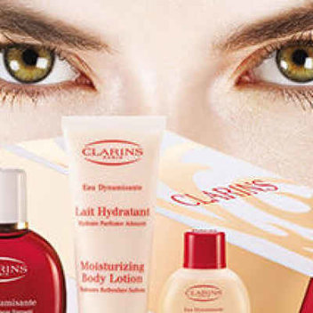 Win a Clarins Goody Bag for your skin
