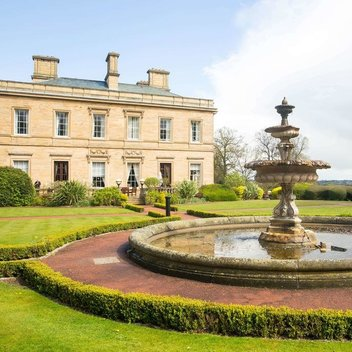 Win dinner, bed & breakfast for 2 at Oulton Hall