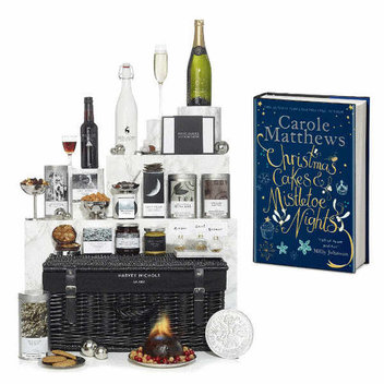 Win a Harvey Nichols hamper with Carole Matthews