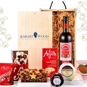 Win a luxury hamper from Knight Wood Assets