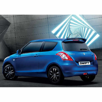 Win a Suzuki Swift SZ-L