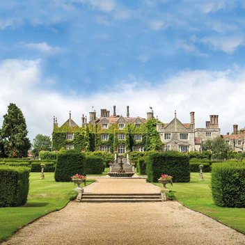 Enjoy an overnight stay for 2 at Eastwell Manor