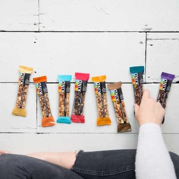 Snack on KIND Bars for an entire month
