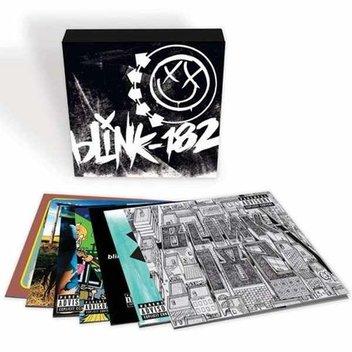 Win Blink-182's 7LP vinyl box set