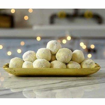Win a box of White Champagne Chocolate Truffles