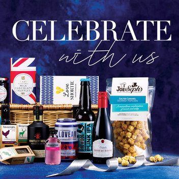 Have a free hamper of British goodies