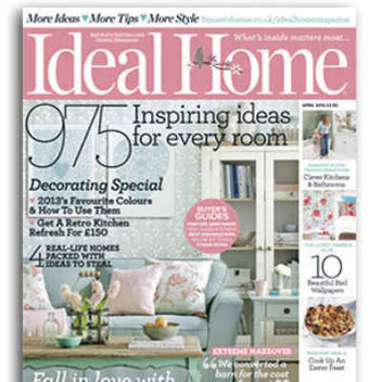 Free issue of Ideal Home magazine