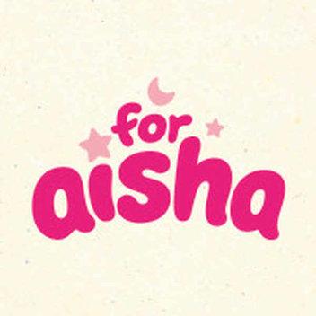 Free 'For Aisha' Baby Bibs