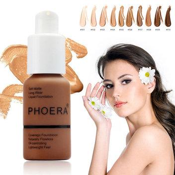 Claim free Phoera Cosmetics