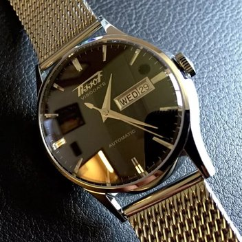 Win an exclusive Tissot watch