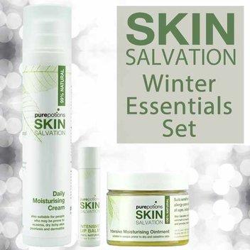 Free Skin Salvation Winter Essentials sets