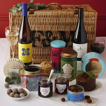 Win a Fortnum & Mason hamper & signed copy of Christmas and Other Winter Feasts