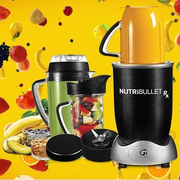 Add a Nutri Bullet RX to your kitchen