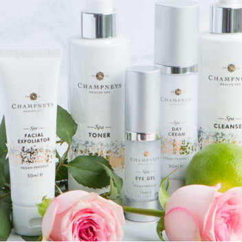 Win the new Champneys Skincare worth £122