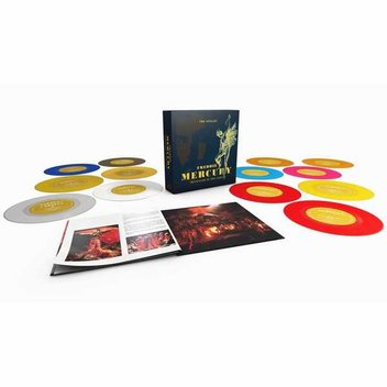 Win Freddie Mercury - Messenger of the Gods: The Singles