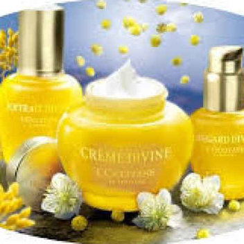 Free 7 day trial of L'Occitane Divine Cream