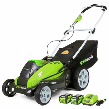 Win 5 Greenworks Cordless Landscaping Kits