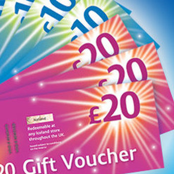 Grab a free Iceland Foods Voucher